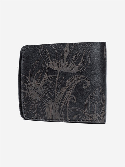 Nata-flowers-black-big-wallet-02