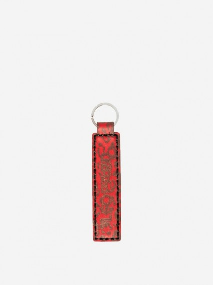 Leopard-red-small-key-chain-01