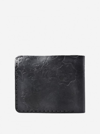 Skull-black-small-wallet-02